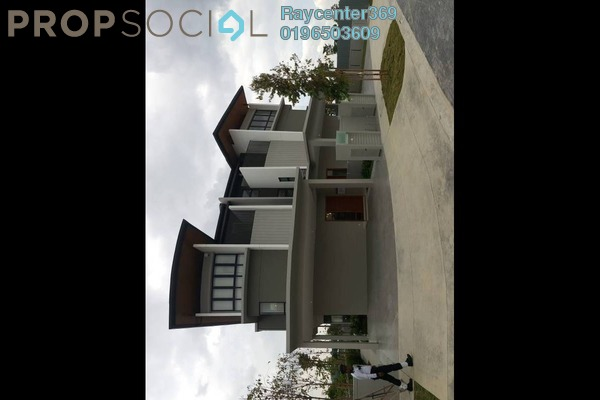 For Sale Semi-Detached at Ridgefield Residences @ Tropicana Heights, Kajang Freehold Unfurnished 6R/6B 1.79m