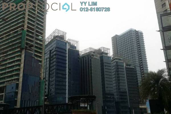 For Sale Office at KL Eco City, Mid Valley City Leasehold Unfurnished 0R/0B 1.14m