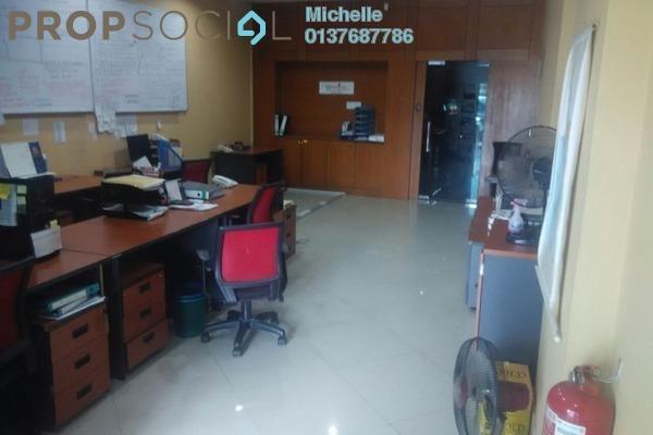 For Rent Office at Jalan Tasik Selatan, Bandar Tasik Selatan Freehold Fully Furnished 1R/1B 2.3k