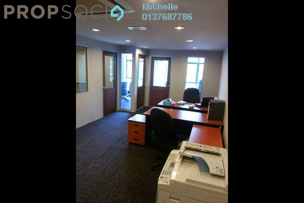 For Rent Office at Taman Usahawan, Kepong Leasehold Fully Furnished 1R/1B 2.43k