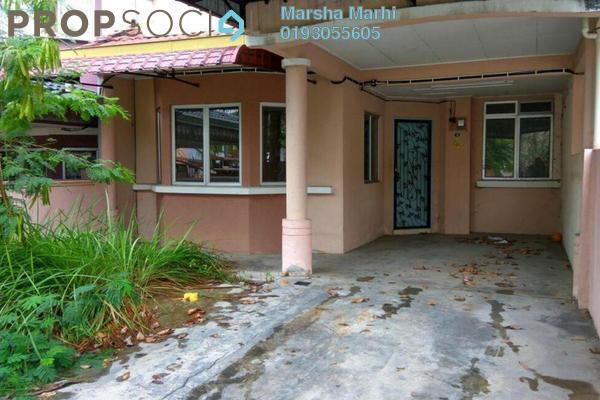 For Sale Terrace at Taman Lestari Putra, Bandar Putra Permai Leasehold Unfurnished 4R/3B 440k