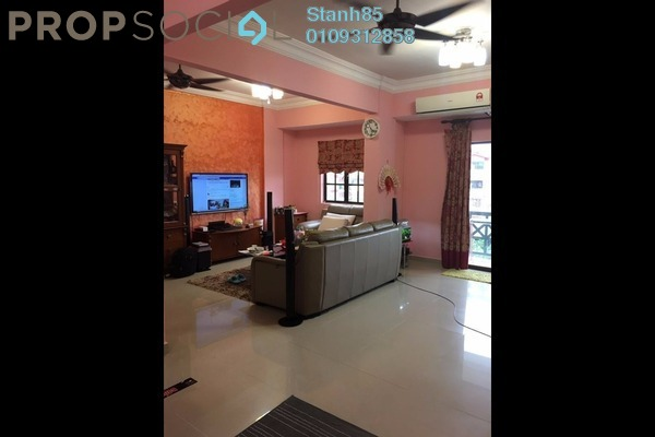 For Sale Condominium at Evergreen Park, Bandar Sungai Long Freehold Semi Furnished 3R/2B 398k