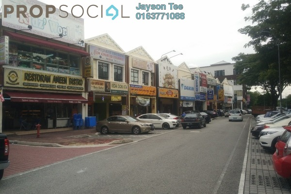 For Rent Shop at Damai 23, Alam Damai Freehold Unfurnished 0R/0B 2.5k
