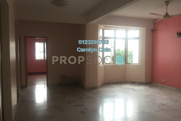 For Rent Apartment at Goodyear Court 9, UEP Subang Jaya Freehold Unfurnished 3R/2B 1.2k