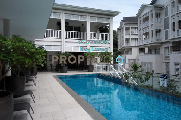 For Sale Semi-Detached at Serene Kiara, Mont Kiara Freehold Semi Furnished 5R/6B 3.8m