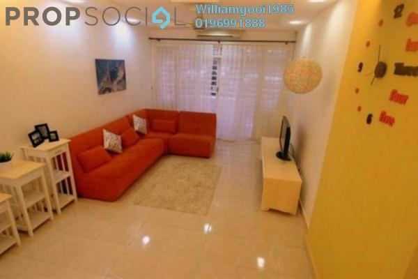 For Rent Condominium at D'Piazza Condominium, Bayan Baru Freehold Fully Furnished 3R/2B 1.7k