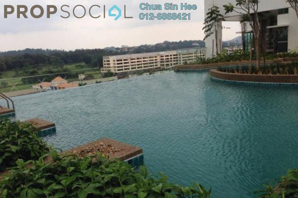 For Sale Condominium at One South, Seri Kembangan Leasehold Unfurnished 3R/2B 438k