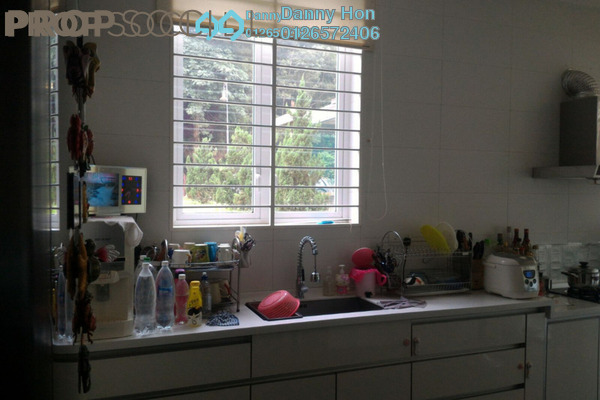 For Sale Semi-Detached at Taman Segar Perdana, Cheras Leasehold Fully Furnished 5R/4B 1.8m