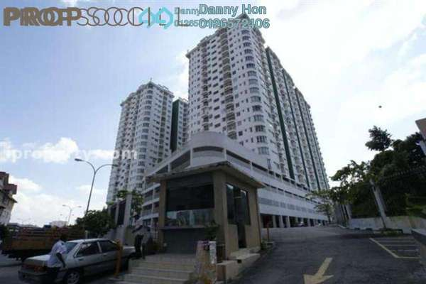 For Sale Condominium at Kepong Central Condominium, Kepong Leasehold Unfurnished 3R/2B 280k