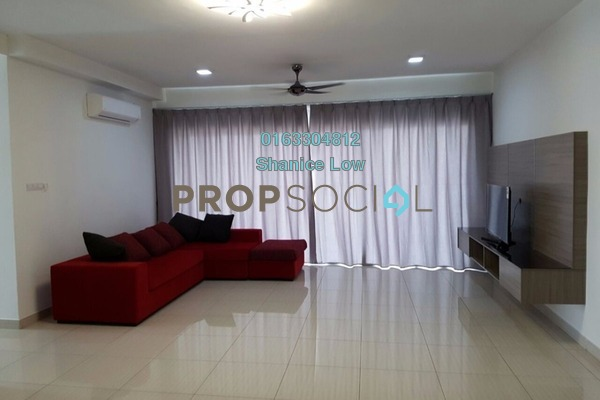 For Sale Condominium at Damansara Foresta, Bandar Sri Damansara Freehold Fully Furnished 4R/3B 900k