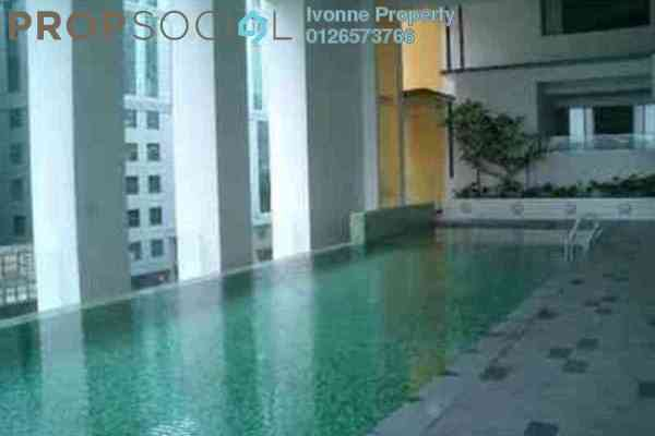 For Rent Condominium at 2 Hampshire, KLCC Freehold Fully Furnished 3R/4B 7k