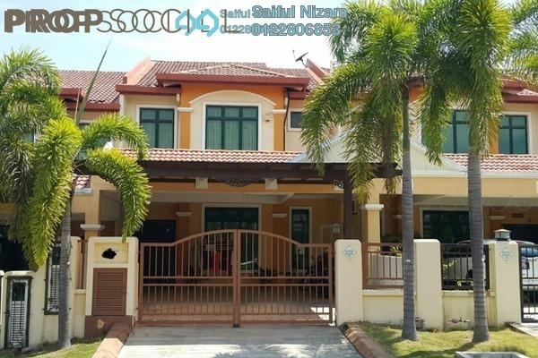 For Sale Terrace at Kota Warisan, Sepang Freehold Semi Furnished 4R/3B 580k