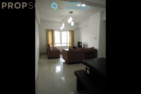 For Sale Condominium at Casa Desa, Taman Desa Freehold Fully Furnished 3R/2B 690k
