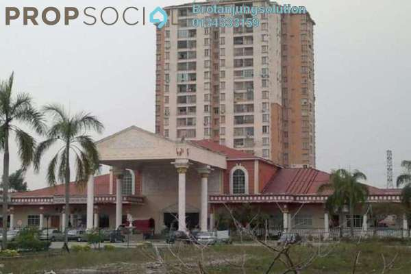 For Rent Apartment at Mutiara Condominium, Bukit Mertajam Freehold Semi Furnished 3R/2B 350translationmissing:en.pricing.unit