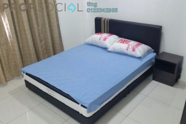 For Rent Serviced Residence at Avenue D'Vogue, Petaling Jaya Leasehold Fully Furnished 1R/1B 2k