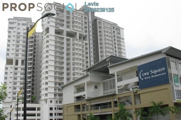 For Rent Condominium at Cova Villa, Kota Damansara Leasehold Fully Furnished 3R/2B 2.7k