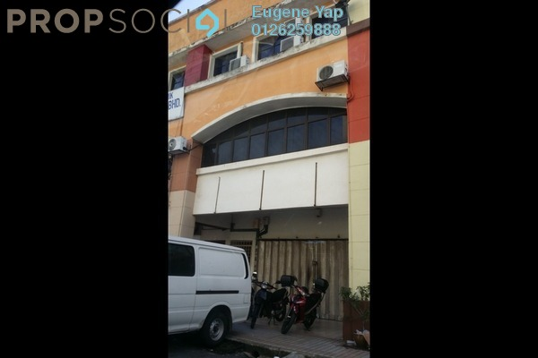 For Sale Shop at Taman Sri Bintang, Kepong Freehold Unfurnished 0R/6B 2.9m