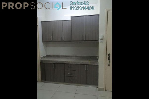 For Sale Condominium at Maxim Citilights, Sentul Leasehold Semi Furnished 2R/2B 399k