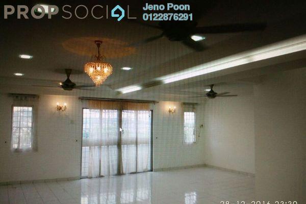 For Rent Condominium at Endah Ria, Sri Petaling Leasehold Semi Furnished 3R/2B 1.7k