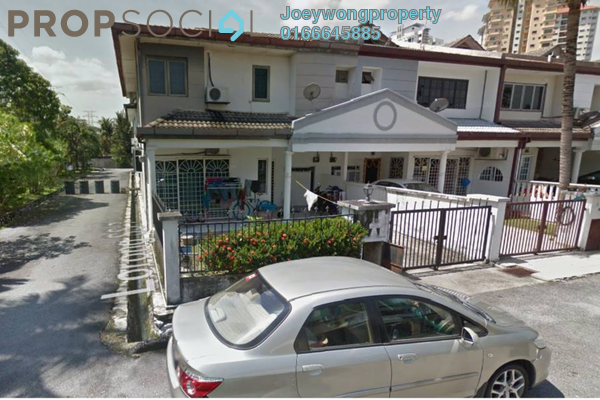 For Rent Terrace at SS7, Kelana Jaya Leasehold Semi Furnished 4R/3B 2.2k