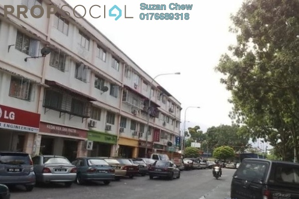 For Sale Shop at Pandan Cahaya, Pandan Indah Leasehold Unfurnished 2R/1B 179k