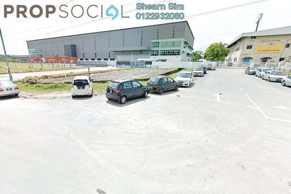 For Sale Factory at Section 28, Shah Alam Freehold Semi Furnished 0R/0B 45m
