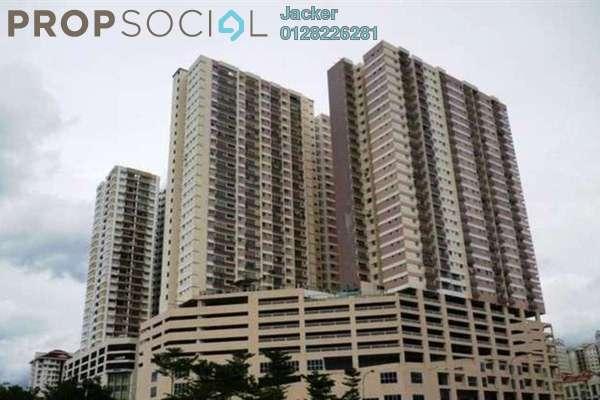 For Rent Condominium at Plaza Medan Putra, Bandar Menjalara Freehold Semi Furnished 4R/2B 1.55k