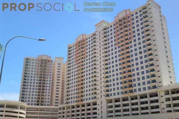 For Rent Condominium at Kuchai Avenue, Kuchai Lama Freehold Semi Furnished 3R/2B 2k