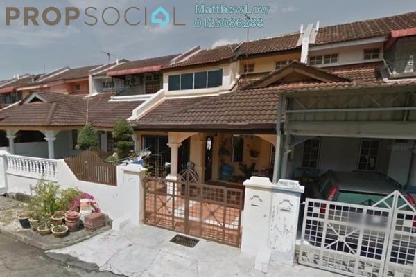 For Rent Condominium at Taman Bertam Indah, Penang Freehold Unfurnished 3R/2B 800translationmissing:en.pricing.unit