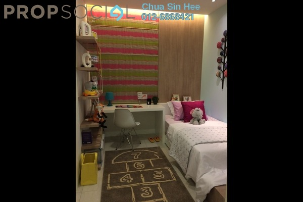 For Sale Condominium at BSP Skypark, Bandar Saujana Putra Leasehold Unfurnished 3R/2B 483k