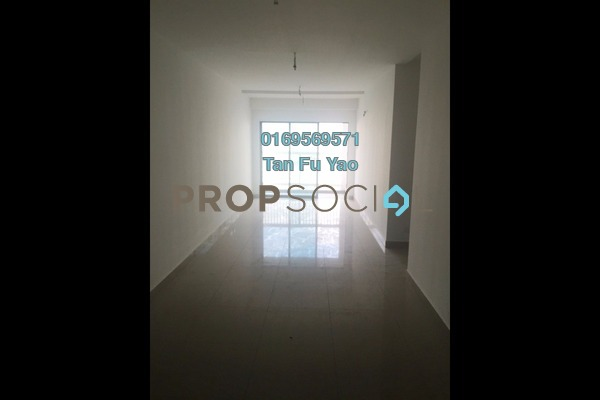 For Rent Condominium at Alam Sanjung, Shah Alam Freehold Unfurnished 3R/2B 1.3k