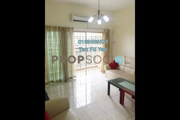 For Rent Condominium at Kelana Mahkota, Kelana Jaya Leasehold Fully Furnished 2R/2B 2k