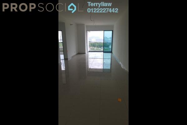 For Sale Condominium at Emerald Residence, Bandar Mahkota Cheras Freehold Unfurnished 3R/2B 670k