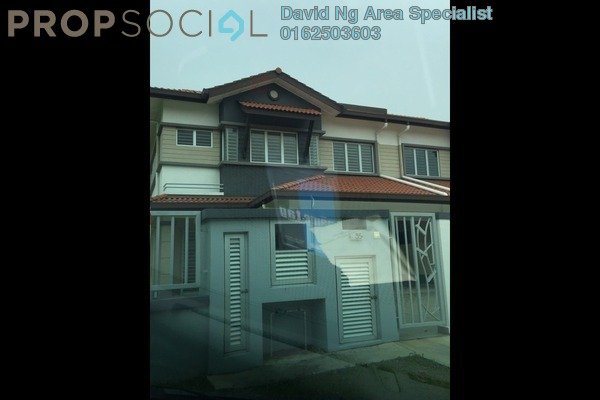 For Sale Semi-Detached at Setia Impian, Kajang Freehold Semi Furnished 4R/4B 1.96m