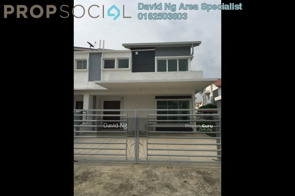 For Sale Semi-Detached at Tecoma, Setia Alam Freehold Semi Furnished 4R/4B 1.49m