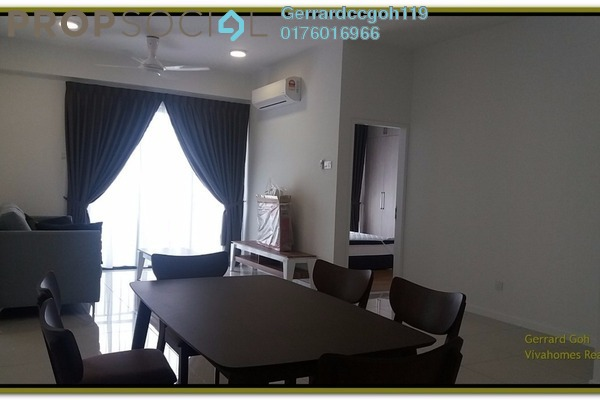 For Rent Condominium at Urbana Residences @ Ara Damansara, Ara Damansara Leasehold Fully Furnished 3R/3B 2.8k