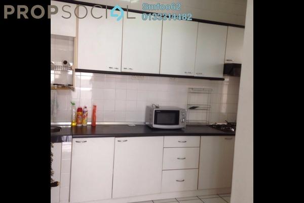 For Rent Condominium at Setapak Ria Condominium, Setapak Freehold Semi Furnished 3R/2B 1.5k