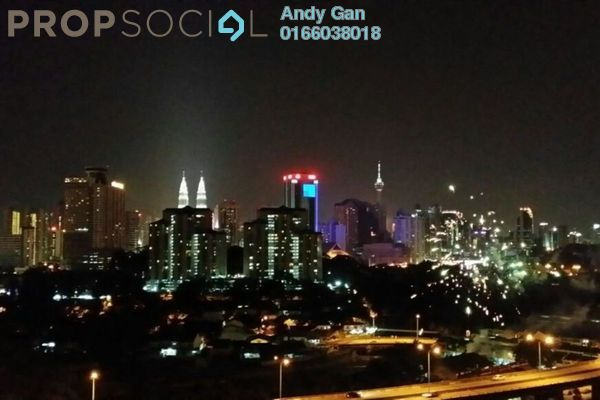 For Rent Condominium at Putra Majestik, Sentul Freehold Fully Furnished 3R/2B 2k