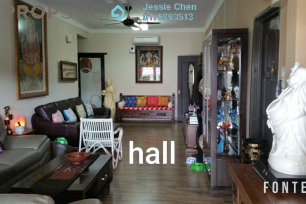 For Sale Semi-Detached at Green Street Homes, Seremban 2 Freehold Semi Furnished 4R/2B 699k