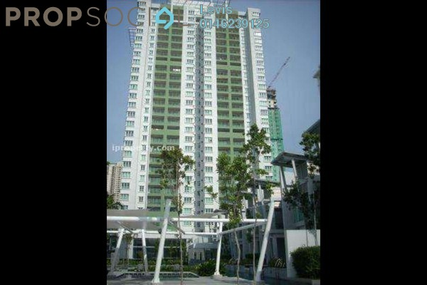 For Rent Condominium at Kiara Designer Suites, Mont Kiara Freehold Fully Furnished 4R/2B 3.3k