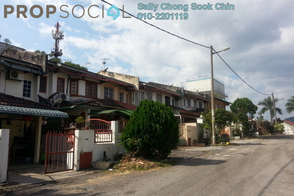 For Sale Terrace at Taman Cheras Mas, Cheras South Freehold Unfurnished 3R/3B 460k
