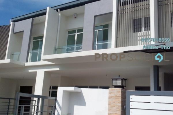 For Sale Terrace at Taman Cheras Idaman, Bandar Sungai Long Leasehold Unfurnished 4R/3B 751k
