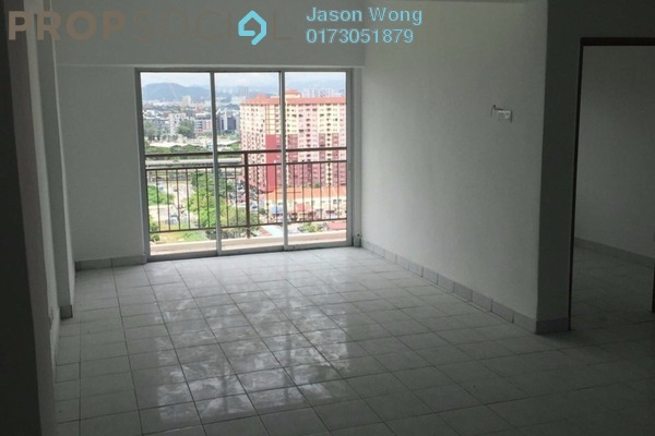 For Rent Condominium at PJ South Citi, PJ South Freehold Semi Furnished 3R/2B 1.2k