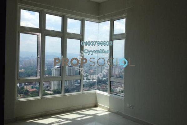 For Rent Condominium at Royal Regent, Dutamas Freehold Semi Furnished 3R/2B 2.3k