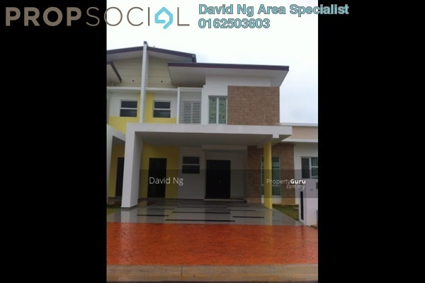 For Sale Semi-Detached at New Green Park, Rawang Freehold Unfurnished 4R/6B 1.64m
