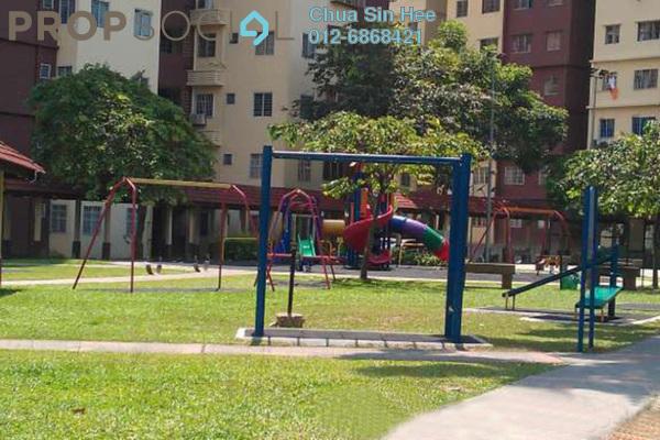 For Sale Condominium at Cemara Apartment, Bandar Sri Permaisuri Leasehold Fully Furnished 3R/2B 359k