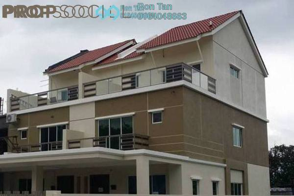 For Sale Terrace at Rena Park, Balik Pulau Freehold Unfurnished 5R/4B 837k