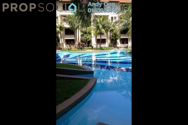 For Rent Condominium at Riana Green, Tropicana Leasehold Semi Furnished 1R/1B 1.55k