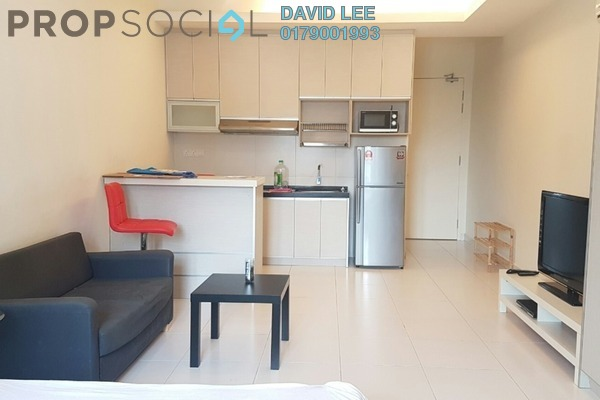 For Rent SoHo/Studio at Neo Damansara, Damansara Perdana Leasehold Fully Furnished 1R/1B 1.45k
