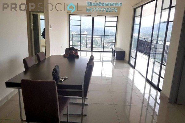 For Sale Condominium at One Damansara, Damansara Damai Leasehold Fully Furnished 4R/3B 470k